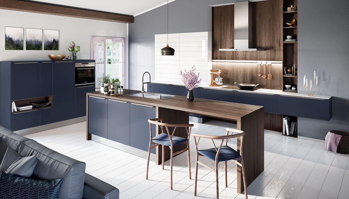Küche Design Backnang. Kaufvertrag Muster Küche Moderne Mit ...